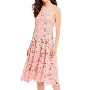 Antonio Melani Quinta Lace Midi Dress NWT